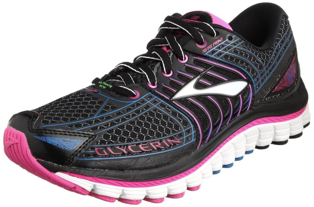 Brooks Womens Glycerin 12 Running Shoe