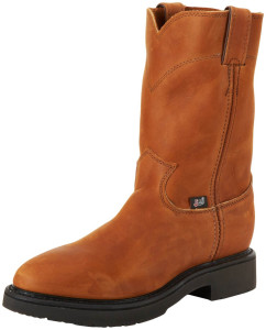 Justin Double Comfort Work Boots - Men's Style 4760