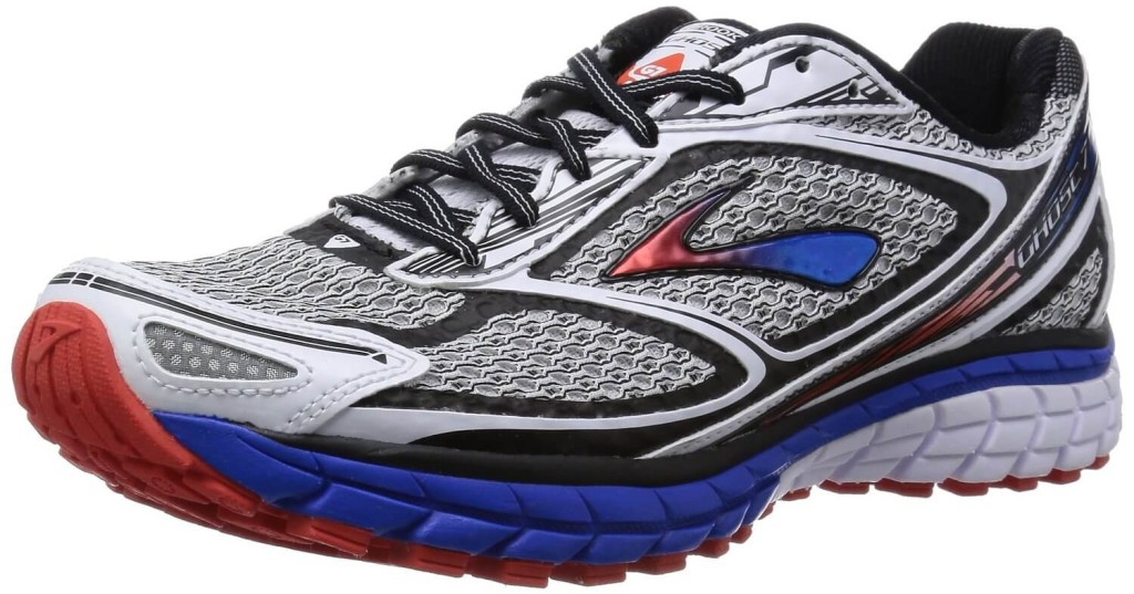 Men's Brooks Ghost 7 Running Shoe Wide 2E