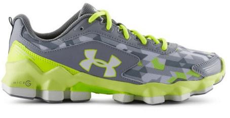 UA Micro G Nitrous Sneaker for Boys