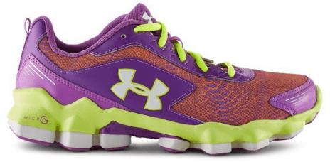 UA Micro G Nitrous Sneaker for Girls