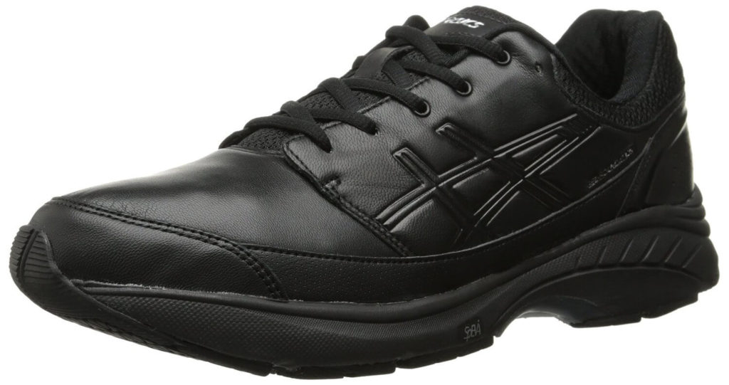 2. ASICS Men's GEL-Foundation Workplace Walking Shoe