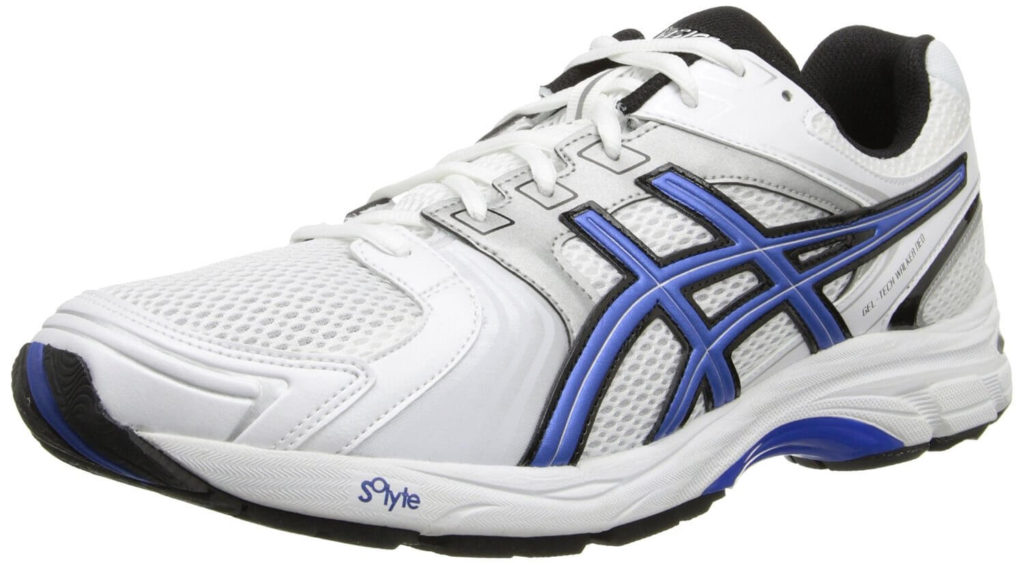 3. Asics Men's GEL Tech Walker Neo 4 Walking Shoe