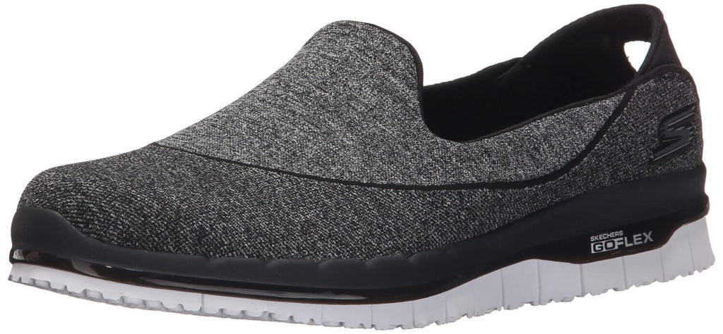 5. Skechers Performance Women's Go Flex Slip-On Walking Shoe