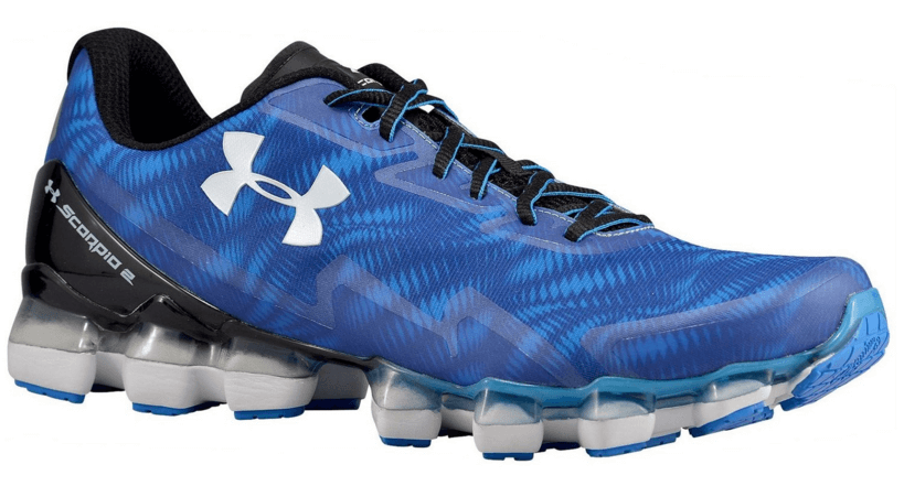 5. Under Armour Men's UA Scorpio 2 Running Shoes