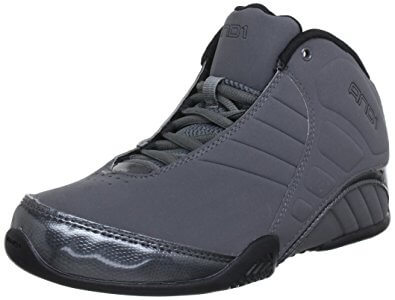 AND 1 Men's Rocket 3.0 Mid Basketball Shoe most Comfortable basketball shoes