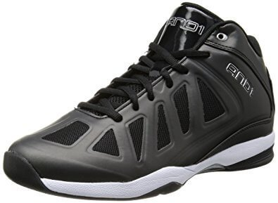 AND 1 Men's Backlash Mid Basketball Shoe most Comfortable basketball shoes