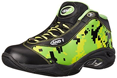 AND 1 Men's Tai Chi Basketball Shoe most Comfortable basketball shoes